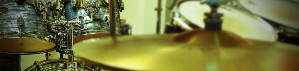 mickbeats - Impression aus Schlagzeugunterrichtsraum