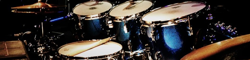 mickbeats - Sonor 3005 in Blue Sparkle Finsh