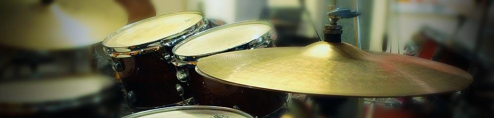 mickbeats privater Schlagzeugunterricht in Hamburg- Impression aus dem Unterrichtsraum