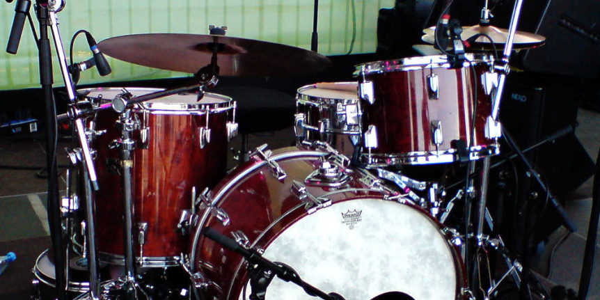 mickbeats - Tama Superstar Mahogany Schlagzeug