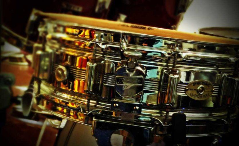 "mickbeats - Rogers Dynasonic 14"" x 5 3/4 COB Snare"