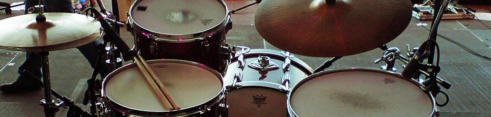 mickbeats - Tama Superstar Schlagzeug live on stage