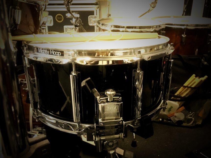 mickbeats Tama Artwood Snare