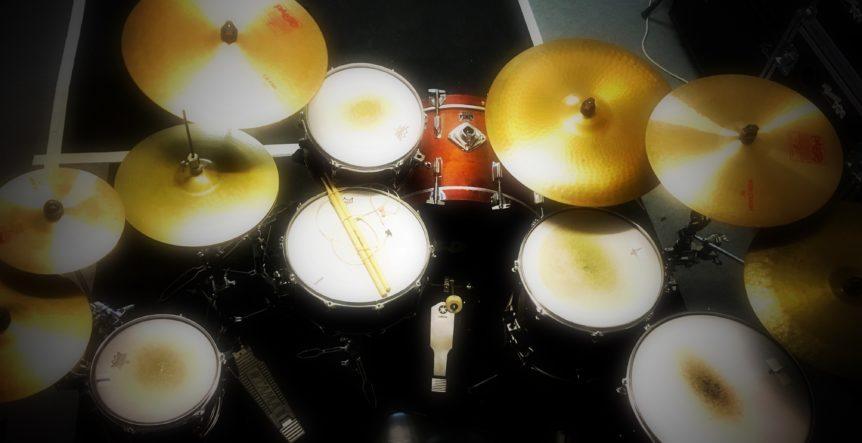 mickbeats Tama Superstar Drumset