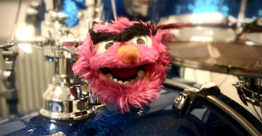 mickbeats - schlagzeugunterricht muppet