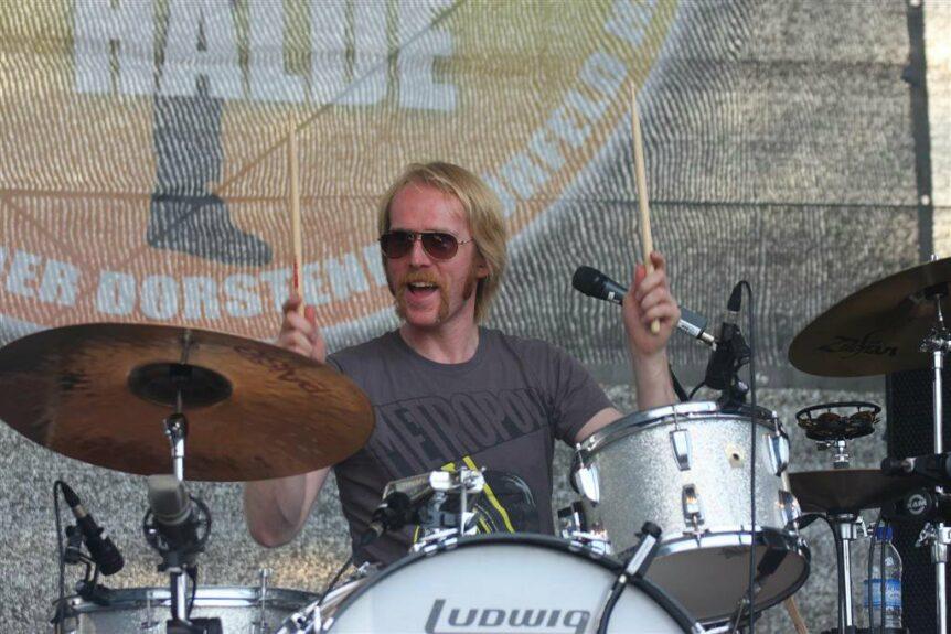 Foto von Schlagzeuglehrer Flash Ostrock